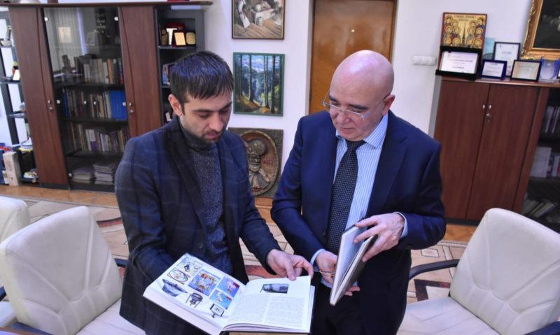 Consulul onorific al Spaniei, în Maramureș