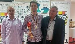 Victor Văsieșiu- noul campion național la șah clasic