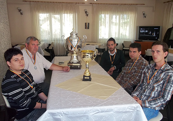 Șahiștii băimăreni atacă Superliga