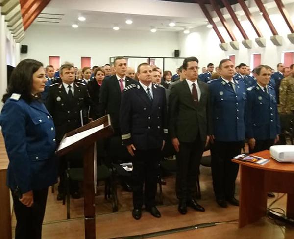 Evaluarea activităţilor Jandarmeriei Maramureş