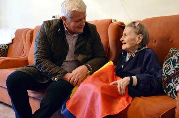 A supravieţuit la Auschwitz, a murit de Buna Vestire. Prefectul Rohian transmite condoleanţe