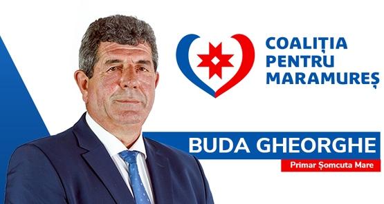 Gheorghe-Ioan Buda – un primar gospodar