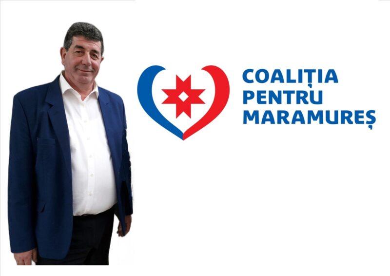 Gheorghe-Ioan Buda: Pentru binele comunităţii, candidez sub sigla Coaliţiei