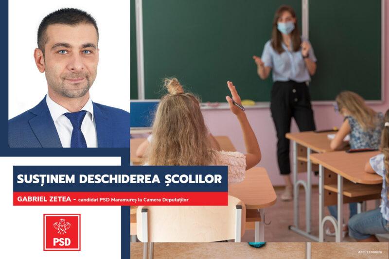 Zetea despre învăţământul online: Se compromite educaţia. Comisia Europeană vede realitate, Orban nu