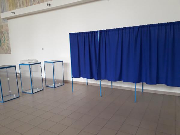 Prezenţă scăzută la vot, în Maramureş