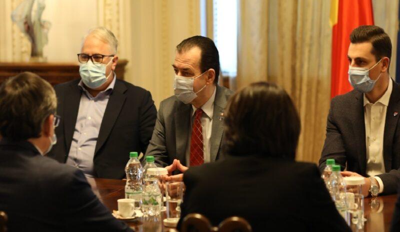 Bogdan: Susținem parcursul reformist al Republicii Moldova