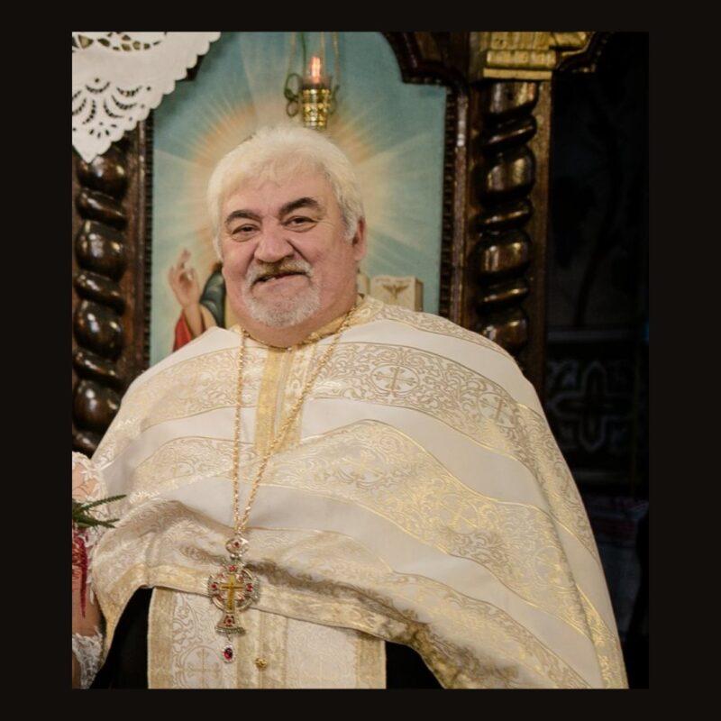 Părintele Ciprian Manea a trecut la Domnul
