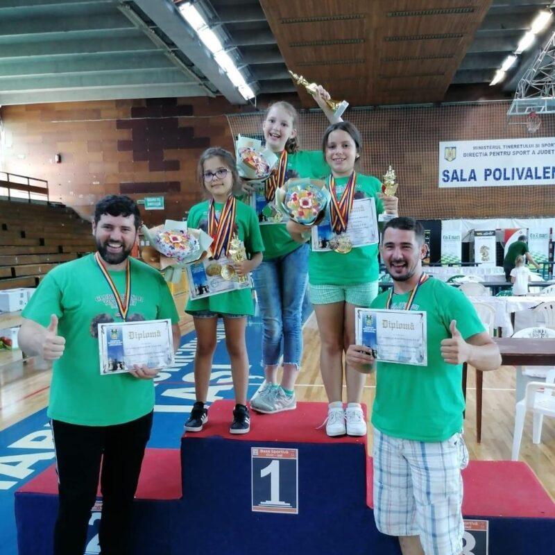 """Tinerii Lei Baia Mare"" – campioni naționali la șah"